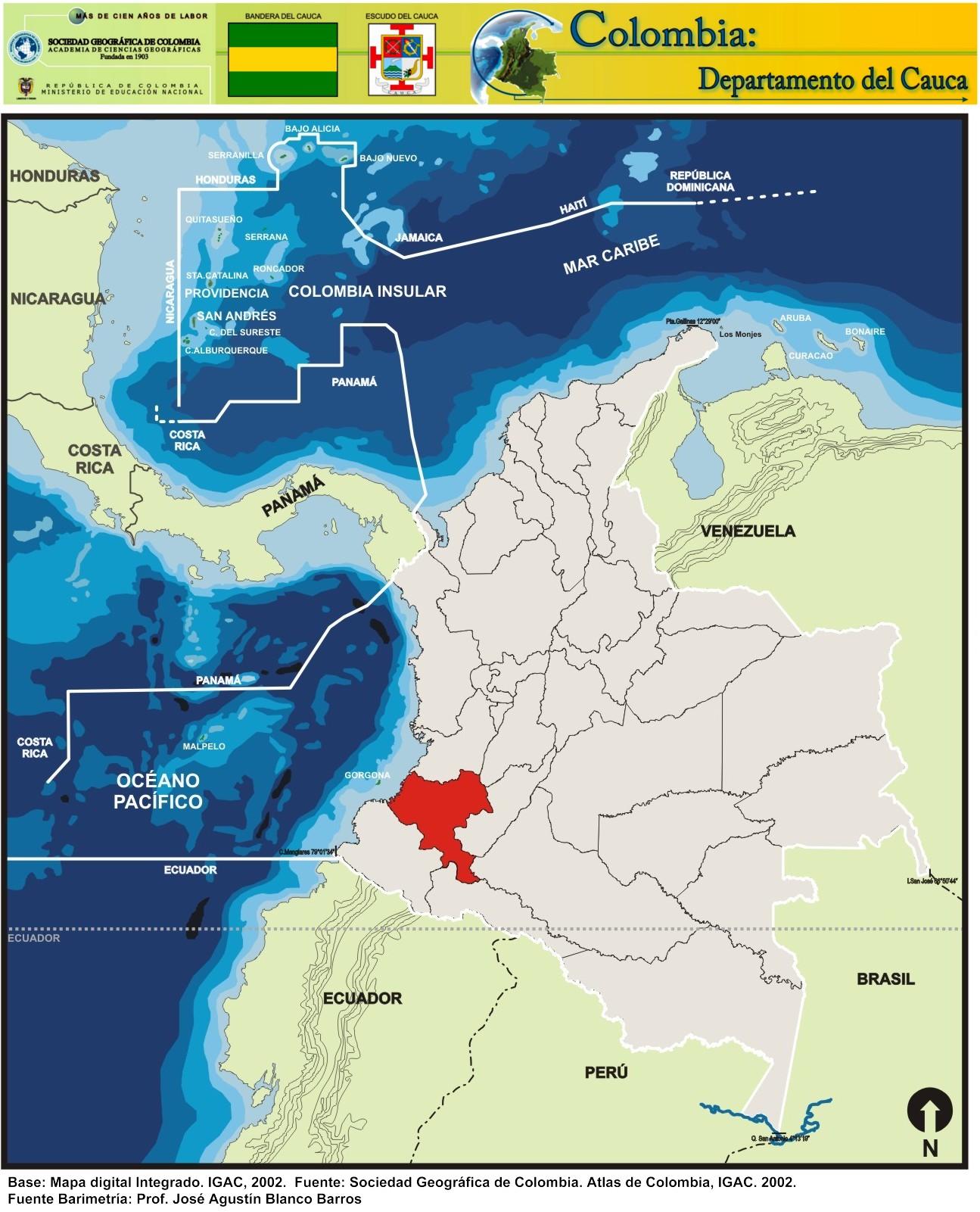 Picture of: Sociedad Geografica De Colombia